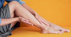 足のむくみ改善マッサージ